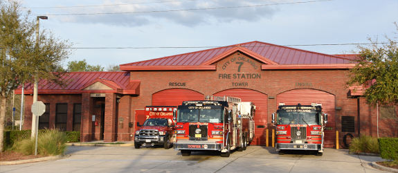Firehouses | City of Orlando Fire Department