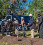Breaking Ground on New Homes in Parramore