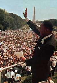 Martin Luther King, Jr in Washington D.C.
