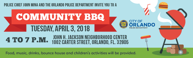 opd community barbeque
