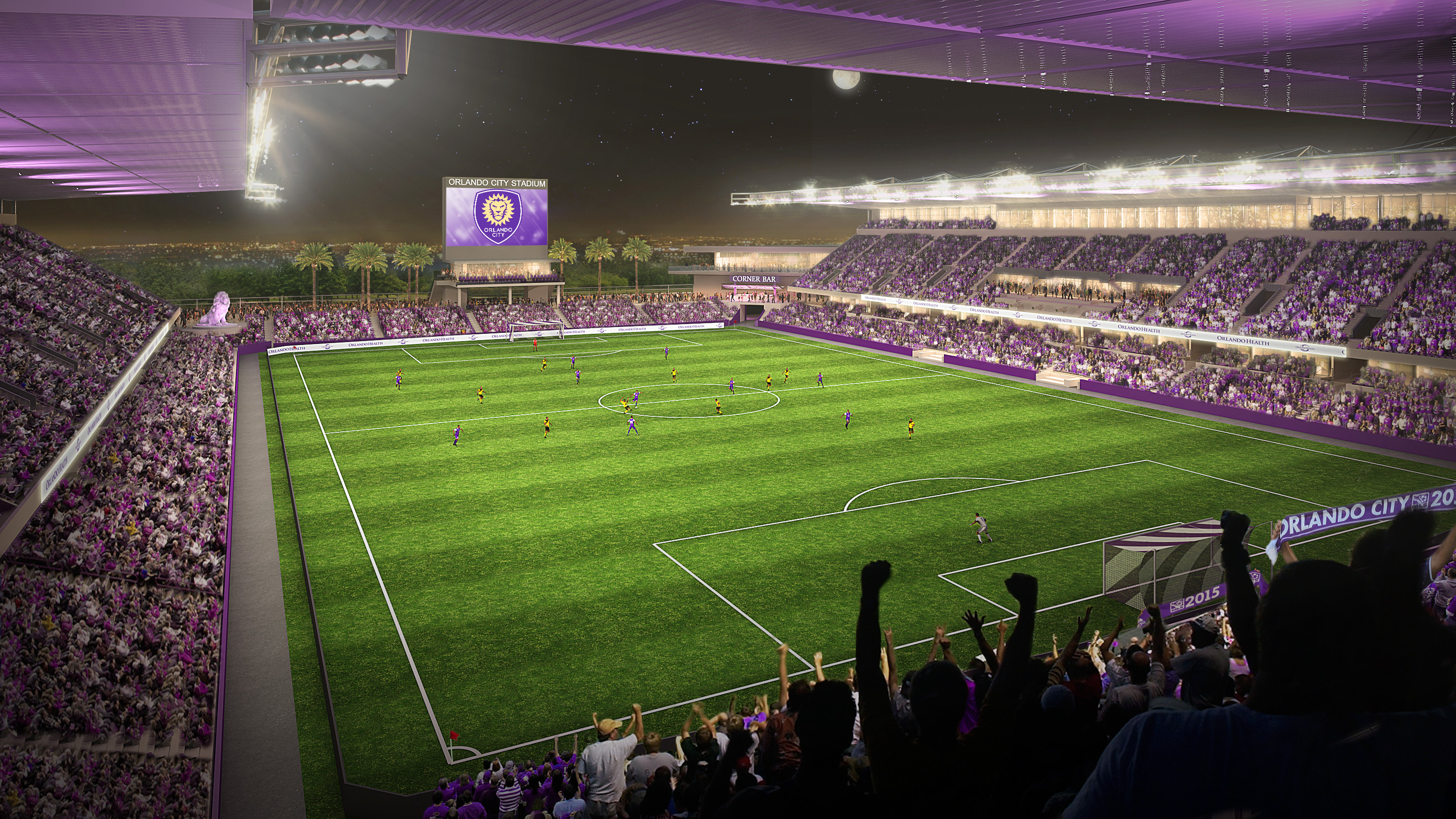 Stadium Facts City Of Orlando Venues