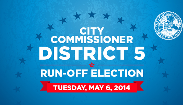District 5 Runoff Election