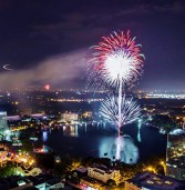 Celebrate July 4th at Fireworks at the Fountain
