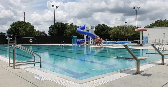 City Pools